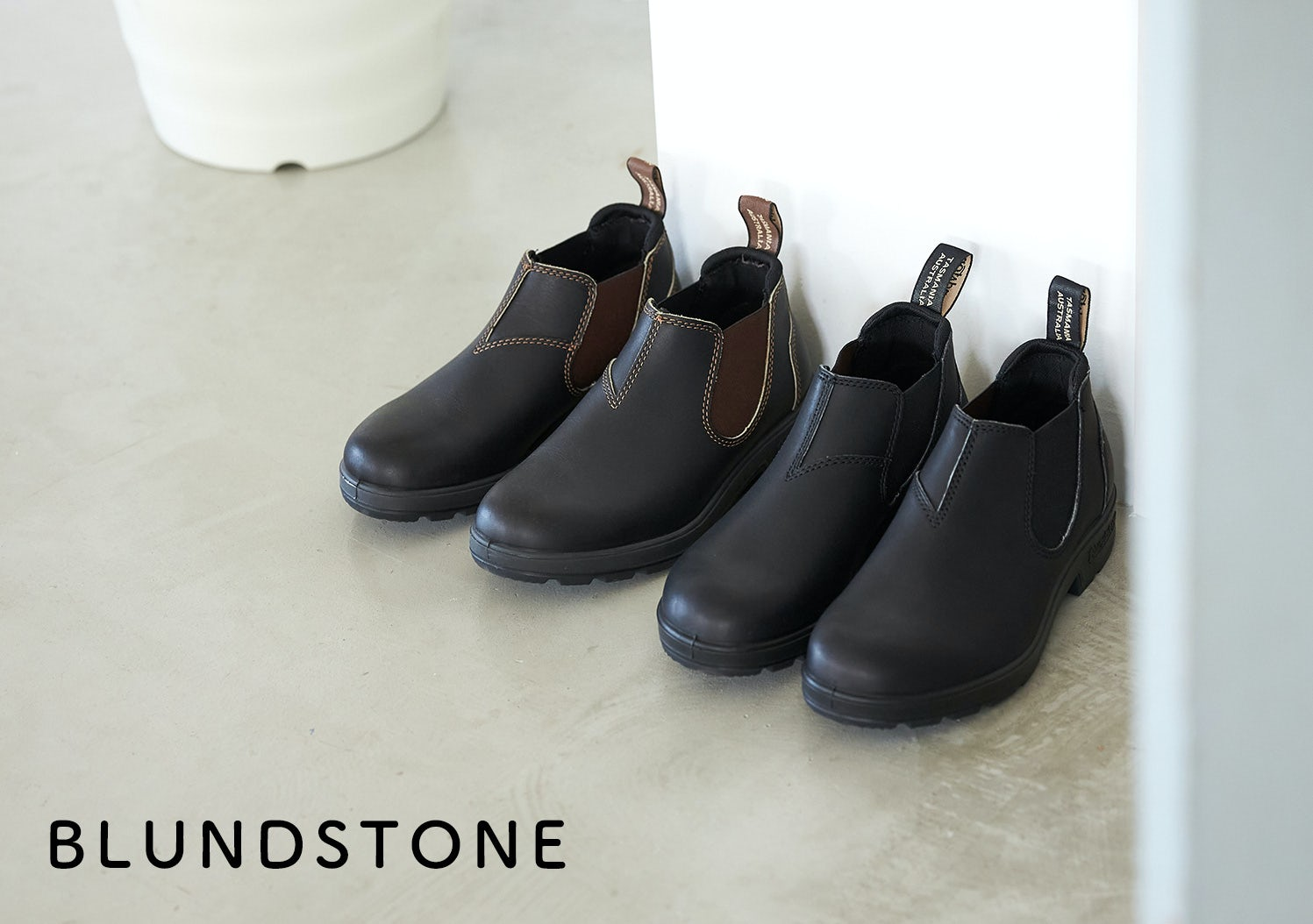 BLUNDSTONE / ブランドストーン / ローカットブーツの画像