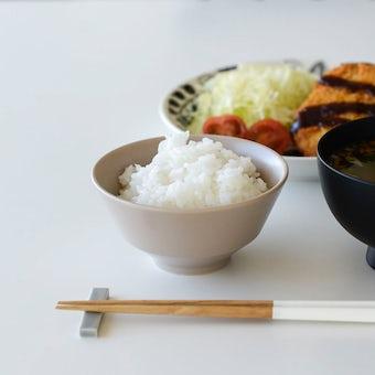 「平日夜のわたしの味方」食卓をやさしく彩るごはん茶碗 / 小さめサイズ(11cm)/ ベージュの商品写真