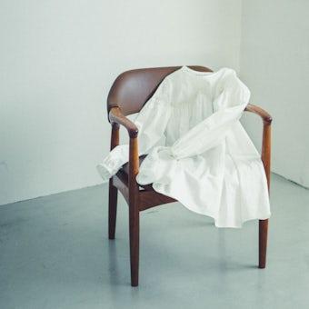 【取り扱い終了】utilite / ユティリテ / チュニックブラウス(オフホワイト)の商品写真