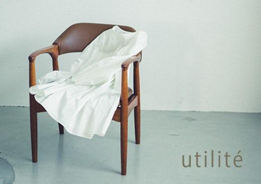 utilite / ユティリテ / チュニックブラウスの画像