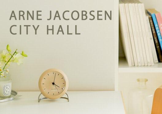 ARNE JACOBSEN / アルネ・ヤコブセン / 置き時計の画像
