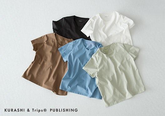 KURASHI&Trips PUBLISHING/オリジナルTシャツの画像