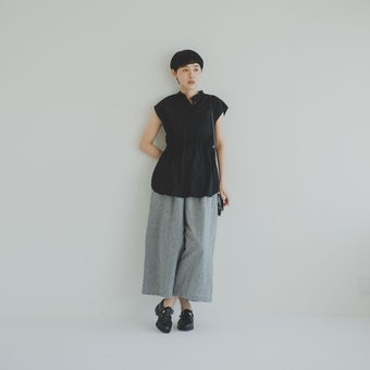 ichi / ワイドパンツの商品写真