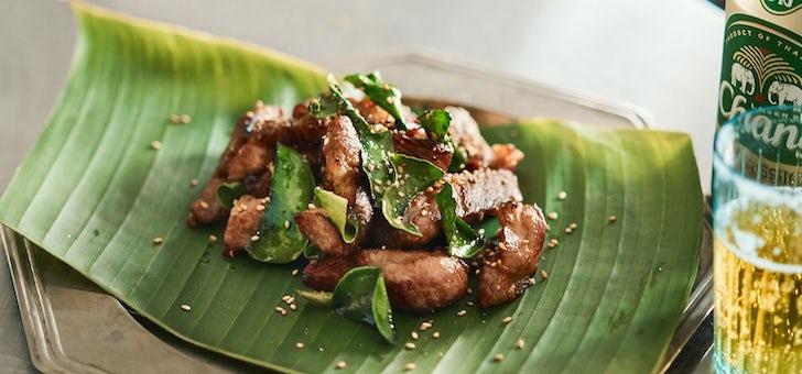 はじめまして、タイ料理第 03