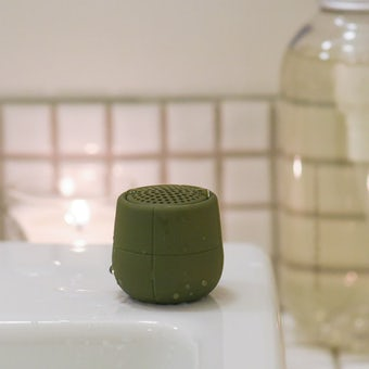 LEXON / Bluetooth 防水スピーカー(カーキ)の商品写真