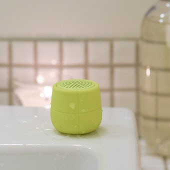 LEXON / Bluetooth 防水スピーカー(イエロー)の商品写真
