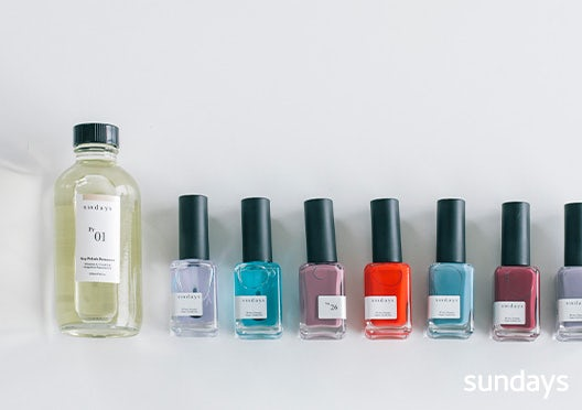 sundays / ネイルカラーの画像