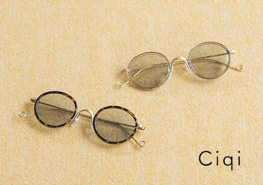 Ciqi / シキ / ライトカラーサングラスの画像