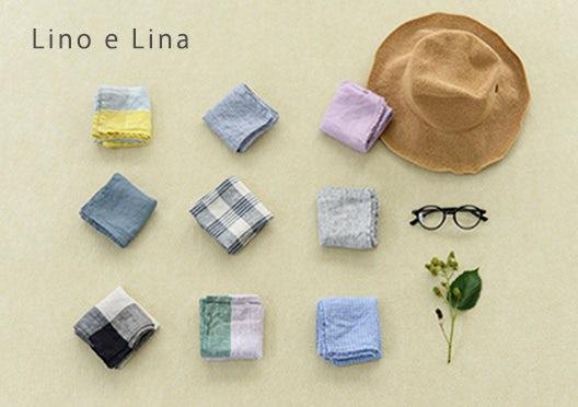 Lino e Lina / ハンカチの画像