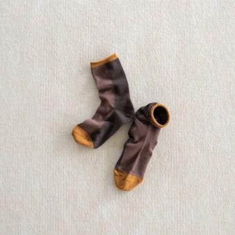 靴下 / tone(マロンブラウン)の商品写真