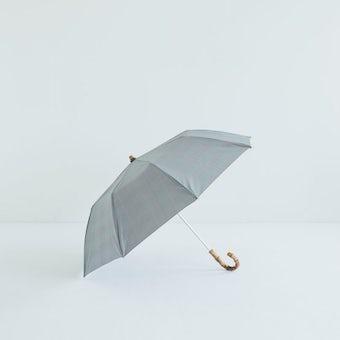 Traditional Weatherwear / トラディショナルウェザーウェア / 折りたたみ傘(グレンチェック)の商品写真