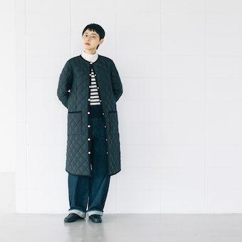 Traditional Weatherwear / キルティングコート(ブラック) / サイズ34の商品写真